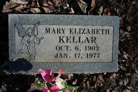 KELLAR, MARY ELIZABETH - Madison County, Arkansas | MARY ELIZABETH KELLAR - Arkansas Gravestone Photos