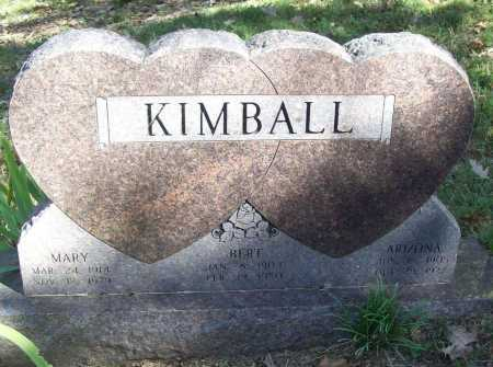 KIMBALL, BERT - Madison County, Arkansas | BERT KIMBALL - Arkansas Gravestone Photos