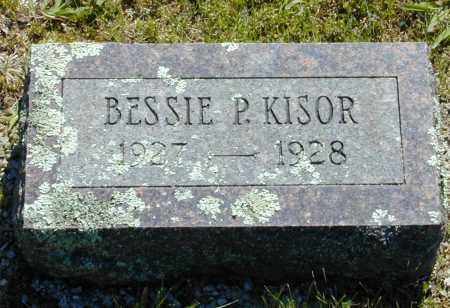 KISOR, BESSIE P. - Madison County, Arkansas | BESSIE P. KISOR - Arkansas Gravestone Photos