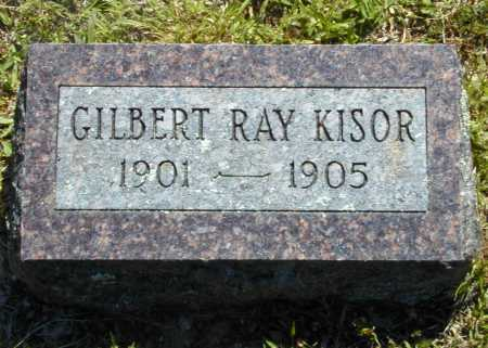 KISOR, GILBERT RAY - Madison County, Arkansas | GILBERT RAY KISOR - Arkansas Gravestone Photos