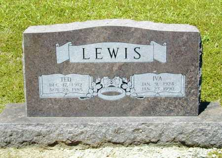 LEWIS, TED - Madison County, Arkansas | TED LEWIS - Arkansas Gravestone Photos