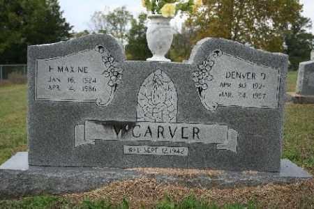 MCCARVER, H. MAXINE - Madison County, Arkansas | H. MAXINE MCCARVER - Arkansas Gravestone Photos