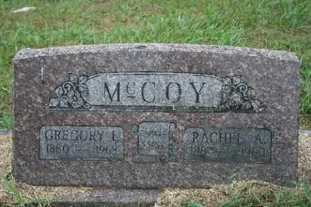 MCCOY, RACHEL A. - Madison County, Arkansas | RACHEL A. MCCOY - Arkansas Gravestone Photos
