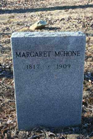MCHONE, MARGARET - Madison County, Arkansas | MARGARET MCHONE - Arkansas Gravestone Photos