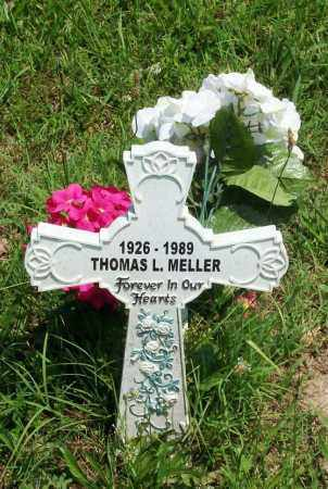 MELLER, THOMAS L. - Madison County, Arkansas | THOMAS L. MELLER - Arkansas Gravestone Photos