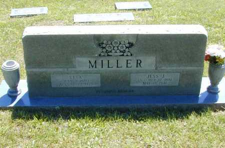 MILLER, ETTA - Madison County, Arkansas | ETTA MILLER - Arkansas Gravestone Photos