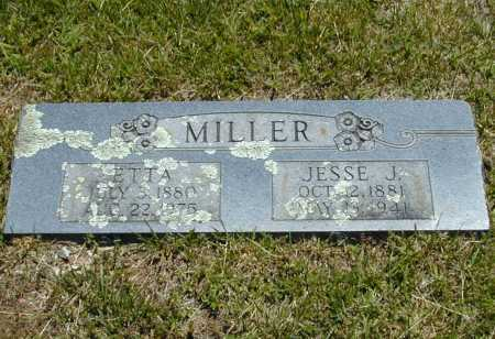 MILLER, ETTA (2) - Madison County, Arkansas | ETTA (2) MILLER - Arkansas Gravestone Photos
