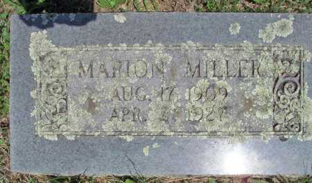 MILLER, MARION - Madison County, Arkansas | MARION MILLER - Arkansas Gravestone Photos