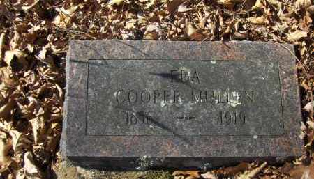 COOPER MULLEN, EDA - Madison County, Arkansas | EDA COOPER MULLEN - Arkansas Gravestone Photos