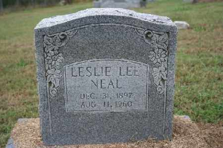 NEAL, LESLIE LEE - Madison County, Arkansas | LESLIE LEE NEAL - Arkansas Gravestone Photos