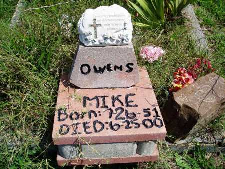 OWENS, MIKE - Madison County, Arkansas | MIKE OWENS - Arkansas Gravestone Photos