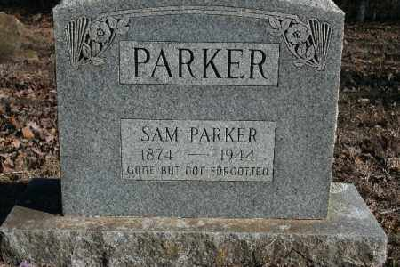 PARKER, SAM - Madison County, Arkansas | SAM PARKER - Arkansas Gravestone Photos