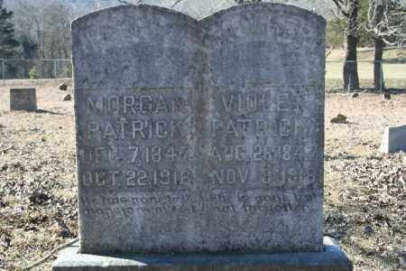 "PATRICK, MORGAN ""BUD"" - Madison County, Arkansas 