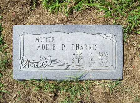 FANCHER PHARRIS, ADDIE POLK - Madison County, Arkansas | ADDIE POLK FANCHER PHARRIS - Arkansas Gravestone Photos