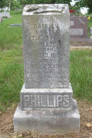 PHILLIPS, DAISY V. - Madison County, Arkansas | DAISY V. PHILLIPS - Arkansas Gravestone Photos