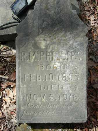 PHILLIPS, REUBEN MATTHEW - Madison County, Arkansas | REUBEN MATTHEW PHILLIPS - Arkansas Gravestone Photos