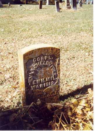 POLK, EVAN SHELBY - Madison County, Arkansas | EVAN SHELBY POLK - Arkansas Gravestone Photos
