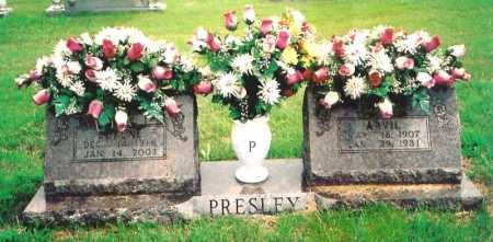 PRESLEY, LORENE - Madison County, Arkansas | LORENE PRESLEY - Arkansas Gravestone Photos