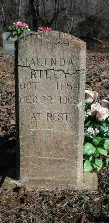 RILEY, MALINDA - Madison County, Arkansas | MALINDA RILEY - Arkansas Gravestone Photos