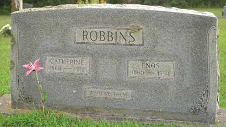 ROBBINS, ENOS - Madison County, Arkansas | ENOS ROBBINS - Arkansas Gravestone Photos
