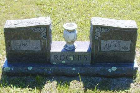 ROGERS, LENA L. - Madison County, Arkansas | LENA L. ROGERS - Arkansas Gravestone Photos