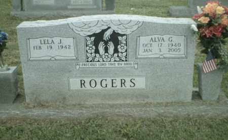 ROGERS (VETERAN VIET), ALVA G - Madison County, Arkansas | ALVA G ROGERS (VETERAN VIET) - Arkansas Gravestone Photos