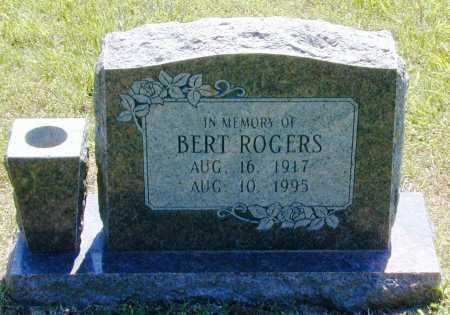 ROGERS, BERT - Madison County, Arkansas | BERT ROGERS - Arkansas Gravestone Photos