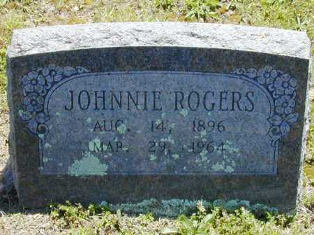 "ROGERS, JOHN WESLEY ""JOHNNIE"" - Madison County, Arkansas 
