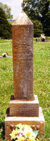 ROGERS, JOHN A. - Madison County, Arkansas | JOHN A. ROGERS - Arkansas Gravestone Photos
