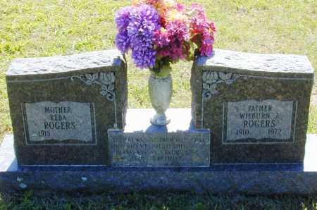 ROGERS, WILBURN J. - Madison County, Arkansas | WILBURN J. ROGERS - Arkansas Gravestone Photos