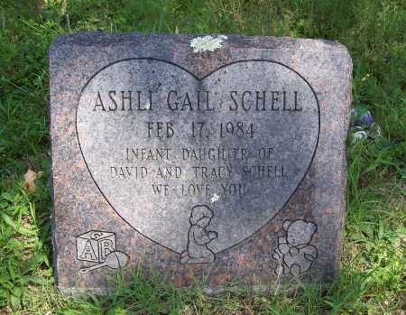SCHELL, ASHLI GAIL - Madison County, Arkansas | ASHLI GAIL SCHELL - Arkansas Gravestone Photos