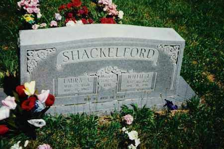 SHACKELFORD, LAURA A. - Madison County, Arkansas | LAURA A. SHACKELFORD - Arkansas Gravestone Photos