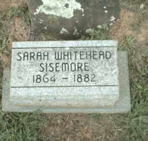 SISEMORE, SARAH - Madison County, Arkansas | SARAH SISEMORE - Arkansas Gravestone Photos