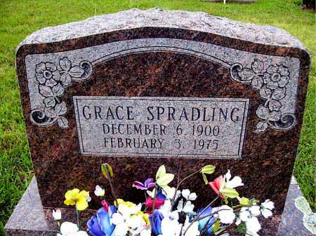 SPRADLING, GRACE PEARL - Madison County, Arkansas | GRACE PEARL SPRADLING - Arkansas Gravestone Photos