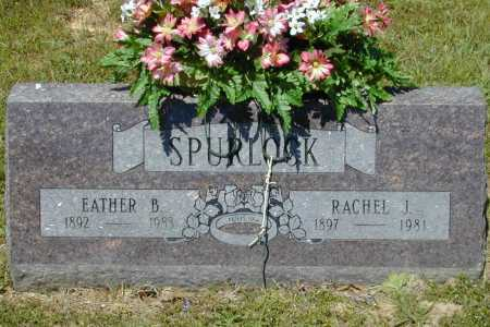 SPURLOCK, RACHEL J. - Madison County, Arkansas | RACHEL J. SPURLOCK - Arkansas Gravestone Photos