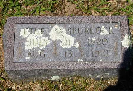SPURLOCK, ETHEL M. - Madison County, Arkansas | ETHEL M. SPURLOCK - Arkansas Gravestone Photos
