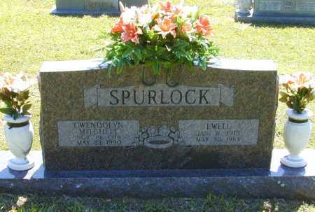 MITCHELL SPURLOCK, GWENDOLYN - Madison County, Arkansas | GWENDOLYN MITCHELL SPURLOCK - Arkansas Gravestone Photos