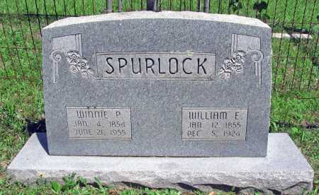 SPURLOCK, WINNIE P. - Madison County, Arkansas | WINNIE P. SPURLOCK - Arkansas Gravestone Photos