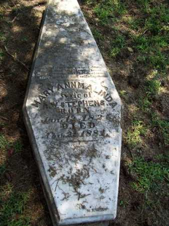 STEPHENS, MARY ANN MALINDA - Madison County, Arkansas | MARY ANN MALINDA STEPHENS - Arkansas Gravestone Photos
