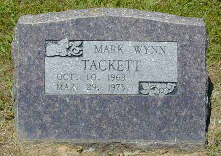 TACKETT, MARK WYNN - Madison County, Arkansas | MARK WYNN TACKETT - Arkansas Gravestone Photos