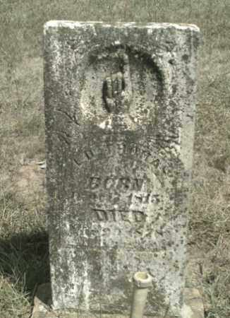 THOMAS, LORENZO DOW - Madison County, Arkansas | LORENZO DOW THOMAS - Arkansas Gravestone Photos