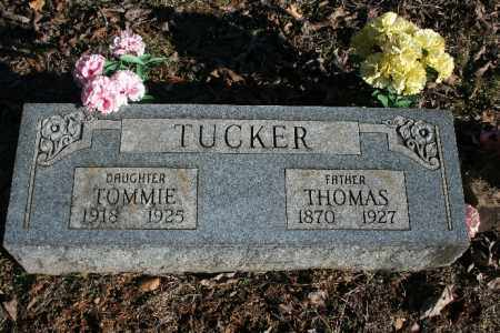 TUCKER, TOMMIE - Madison County, Arkansas | TOMMIE TUCKER - Arkansas Gravestone Photos