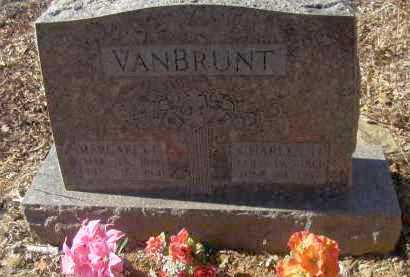 VAN BRUNT, CHARLES H. - Madison County, Arkansas | CHARLES H. VAN BRUNT - Arkansas Gravestone Photos