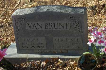 VAN BRUNT, CHARLES H. - Madison County, Arkansas | CHARLES H. VAN BRUNT - Arkansas Gravestone Photos