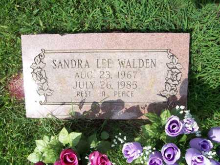 WALDEN, SANDRA LEE - Madison County, Arkansas | SANDRA LEE WALDEN - Arkansas Gravestone Photos