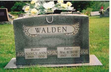 WALDEN, NANCY ANN - Madison County, Arkansas | NANCY ANN WALDEN - Arkansas Gravestone Photos