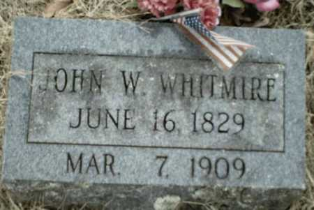 WHITMIRE, JOHN WARREN - Madison County, Arkansas | JOHN WARREN WHITMIRE - Arkansas Gravestone Photos