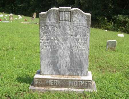 WHORTON, DARTHA - Madison County, Arkansas | DARTHA WHORTON - Arkansas Gravestone Photos