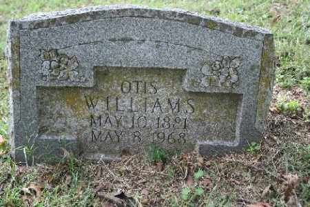 WILLIAMS, OTIS - Madison County, Arkansas | OTIS WILLIAMS - Arkansas Gravestone Photos