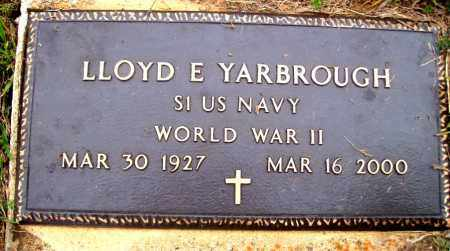 "YARBROUGH (VETERAN WWII), REV. LLOYD EUGENE ""J. B. "" - Madison County, Arkansas 